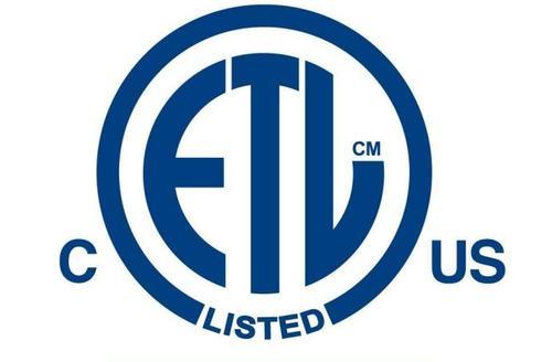 ETL认证